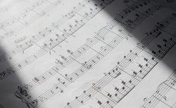 「図形楽譜」というものを知ったのでメモしておく