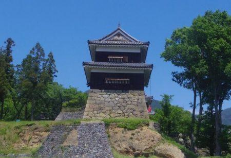 【旅行】岐阜県旅行レポその3:上田城跡公園(かなりさらっと)