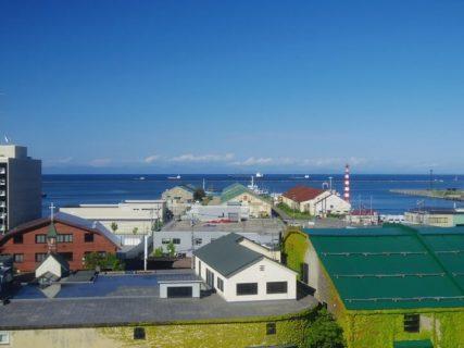 【旅行】初めての北海道旅行レポその2:小樽周辺さんぽ(手宮線跡地、運河方面など)