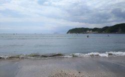 【ウォーキング】逗子駅~逗子海岸〜小坪漁港までを歩いてきました