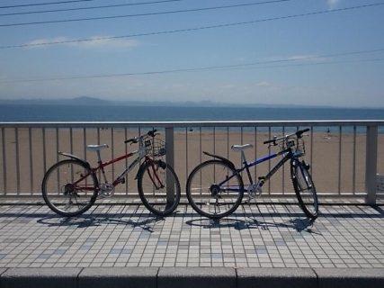 三浦海岸駅〜城ヶ島までサイクリング! きれいな海景色に癒やされまくりの一日