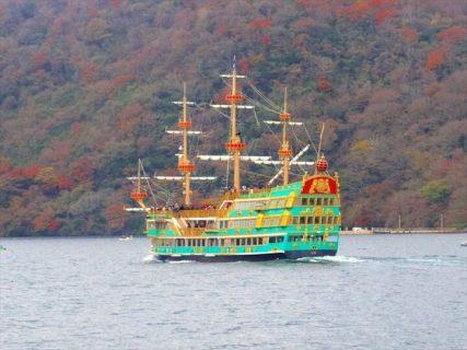 【旅行】静岡県を堪能する:箱根ガラスの森美術館・芦ノ湖編