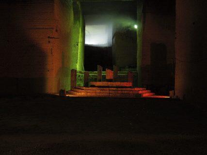 夏でも涼しい地下神殿・大谷資料館へ赴いた記録の写真